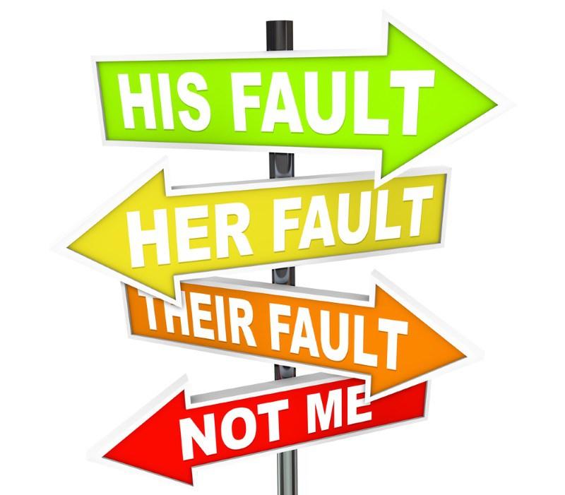 'No Fault' Divorce